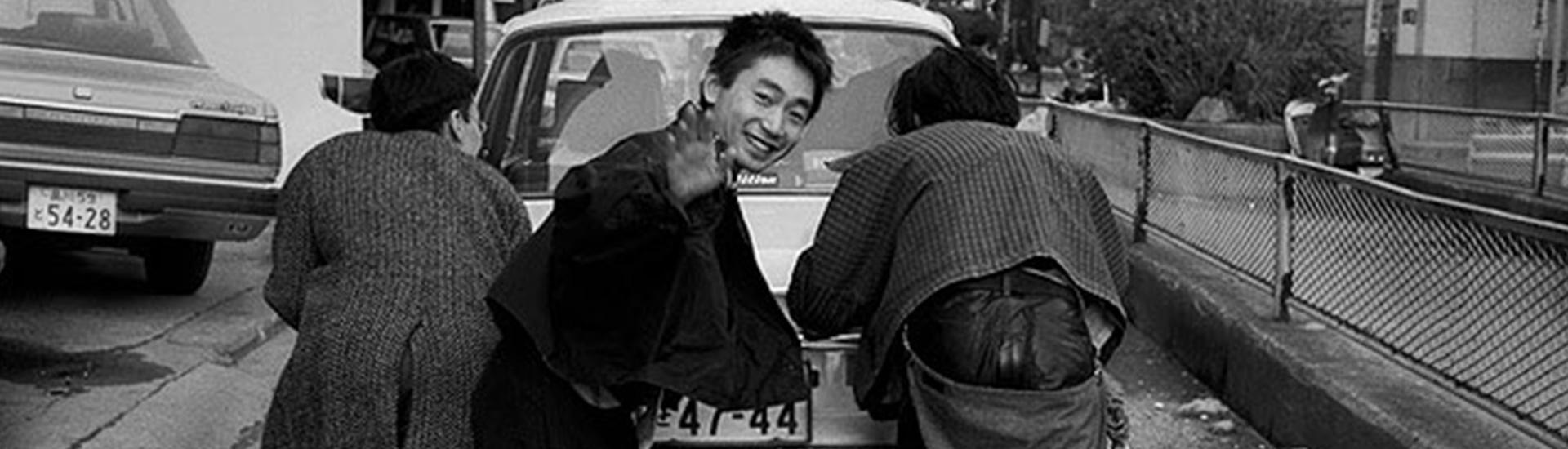 Kaz TAMURA – 田村和一 – Photographer