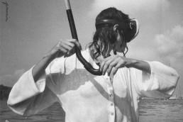 Le Cardigan Pression - Sophie Fontanel + Agnes B.